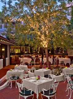 The beautiful Polo Lounge...won't you join us for dinner?  https://www.dorchestercollection.com/en/los-angeles/the-beverly-hills-hotel/restaurant-bars/