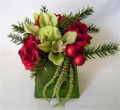 contemporary Christmas decorating