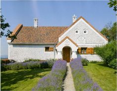 Archi Design, Traditional House, Home Projects, Countryside, Cottage, Exterior, Rustic, House Styles, Garden
