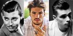 Saiba tudo sobre cortes de cabelo masculino para 2015 , penteados e cores que serão tendência de moda para próxima temporada.