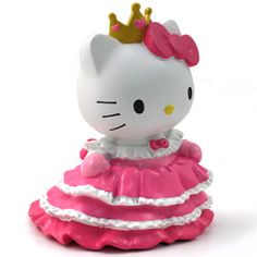 Want it! Hello Kitty Princess Figurine! | LUUUX