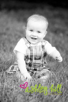 My 6 month old Jack Jack <3    @Ashley Hill