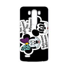 CaseCoco:LG G3 Halloween Mickey Minnie Case ID:16561-134474