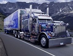 Image detail for -Custom Truck/Big Rig Photos « Photographic Illustrators