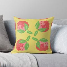 Buy Pillows, Throw Pillows, Cozy House, Textiles, Bright, Bed, Pattern, Home, Decor