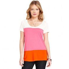 Camiseta Tommy Hilfiger Rosa TH7334