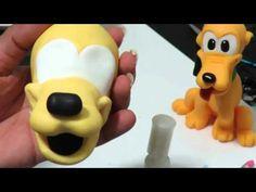 Pikachu em Biscuit - por Monny Barnes - YouTube