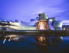 The Guggenheim Bilbao – Bilbao, Spain | 27 Art Destinations Around The World To Visit Before You Die
