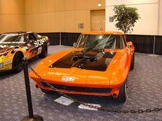 #Corvette C2 Sting Ray