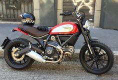 Scrambler of the month? | Ducati Scrambler Forum