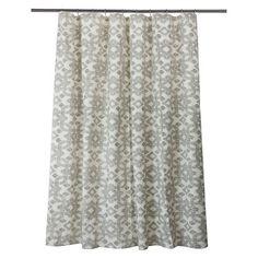 Dashed Shower Curtain - Lattice - Threshold™ : Target