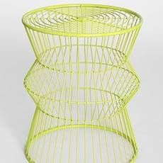 Assembly Home Wire Stool