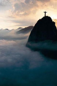 Corcovado, Rio De Janeiro   Brazil byFelix Richter 500px