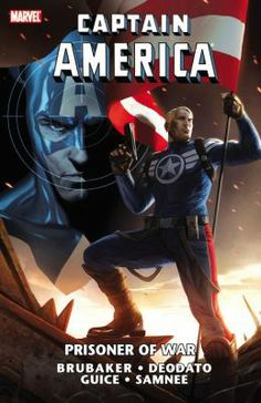 """Did you know that Captain America isn't actually the first Avenger? He didn't join The Avengers until the 4th issue of the comic-book series. Soon after that, he was granted """"founding member"""" status. Read up on the Cap's latest adventure at your local library!"""
