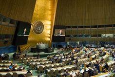 Cuál es el origen del Día de las Naciones Unidas - Milenio.com