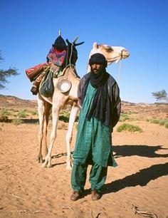 Anja Fischer / Imuhar (Tuareg) - Ursprung