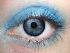 Bermuda Eye Makeup Eye Shadow Eyeliner THE BEST Bright Blue Natural Eyeshadow Pro Pigment Mineral Makeup CrueltyFree  Vegan  Not Bare Minerals Mineral Fusion MAC Pro Pigment *** Details can be found by clicking on the image.
