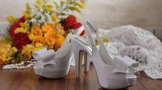 Joanna Guidorizzi Calçados é uma loja especializada em calçados finos para noivas e festas - Noiva - Noiva & Festas