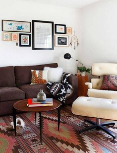 southwest decorating ideas Bing Images opening into living area