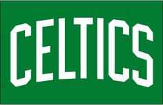 Boston Celtics Jersey Logo on Chris Creamer's Sports Logos Page - SportsLogos. A virtual museum of sports logos, uniforms and historical items. Celtics Basketball, Basketball Is Life, Boston Celtics Wallpaper, Boston Celtics Logo, Do Or Die, Nba Wallpapers, Larry Bird, Great Team, History