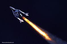 Virgin Galactic Photos and Videos