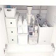 無印良品,ダイソー,ナチュラル,洗面所,100均,バスルームに関連する他の写真
