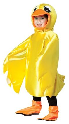 RASTA IMPOSTA YELLOW DUCKY, 4-6  - Click image twice for more info - See a larger selection of kids tv and movie costumes  at  http://costumeriver.com/product-category/kids-tv-and-movie-costumes/ -  kids, holiday costume , event costume , halloween costume, cosplay costume, classic costume,  clothing, gift ideas