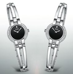 My style: Stylin' with the Citizen Eco-Drive Silhouette Crystal Bangle watch – perfect for Valentine's Day gifts!