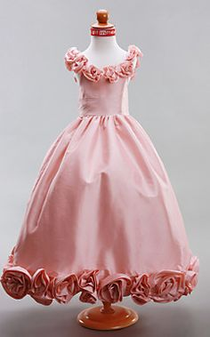 AMAZING children's ball gowns, most under 100 dollars! PERFECT for daddy daughter dances on base!!!!