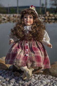 Sběratelská panenka 50 cm Krásná Valerie - 1