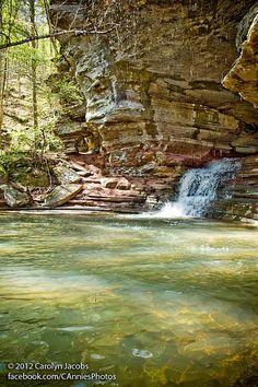 Lost Valley Buffalo River Arkansas