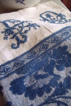 french linens . . . by krystal