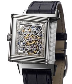 Jager-LaCoultre - Grande Reverso Ultra Thin SQ - $60,990