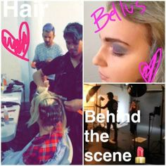 Don't miss our behind-the-scenes snaps! Add our username on Snapchat: bellusacademy. #snapchat