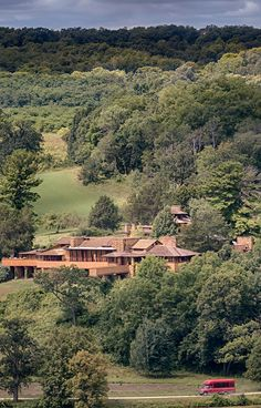 Frank Lloyd Wright changed the way we build and the way we live.