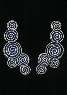 Earrings by JAR