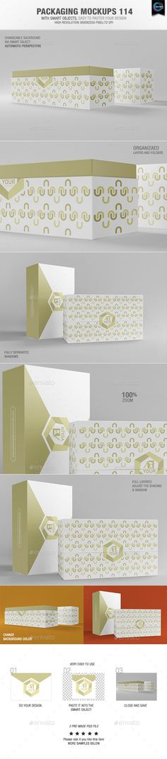 Packaging Mock-ups 114 - Packaging Product Mock Up Template PSD. Download here: http://graphicriver.net/item/packaging-mockups-114/10834100?s_rank=86&ref=yinkira