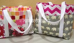 Super Easy Tote - Free Purse Patterns