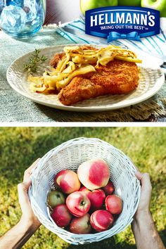Chipotle Pork Chops with Apples & Onions makes for a crispy, juicy chop recipe (thank you mayonnaise n' spice coating) and a tart & savory topping. Follow with pie and you'll need to go apple-picking again!