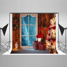 Find More Background Information about Kate Christmas Backdrops Photography Warmth Indoor Christmas Tree Photo Backdrops With Door Decor For Photo Studio ,High Quality christmas backdrop,China photo backdrops Suppliers, Cheap backdrop photography from Marry wang on Aliexpress.com