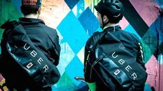 UberRush offers new delivery service targeted at small businesses.