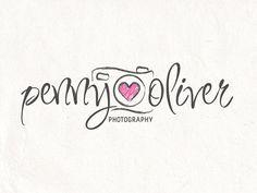 Photography: Logos on Pinterest   Photography Logo Design, Camera ...