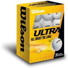 Wilson Ultra 500 - Custom Logo Golf Balls  (http://www.likethisgolfshirt.com/wilson-ultra-500-custom-logo-golf-balls/)  Special Thank you for our Pinterest Followers! Get additional 10% Off today using Coupon Code: PIN10