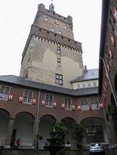 Kleve, Schwanenburg