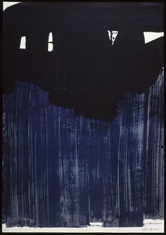 by soulages pierre