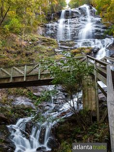 Georgia's Hike Inn Trail: hike from Amicalola Falls to a backcountry, eco-friendly lodge accessed only by hike