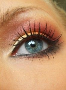 Lindas Sminkblogg: : gorgeous eye makeup ideas (but the blog is in another language!)