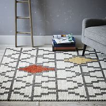 Handcrafted Moroccan Style Rugs | west elm
