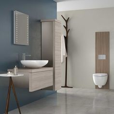 Greyhouse Bathrooms by ECF Ltd - made in the UK