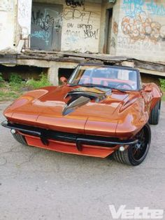 1967 Corvette - Dropping The Big One - Vette Magazine